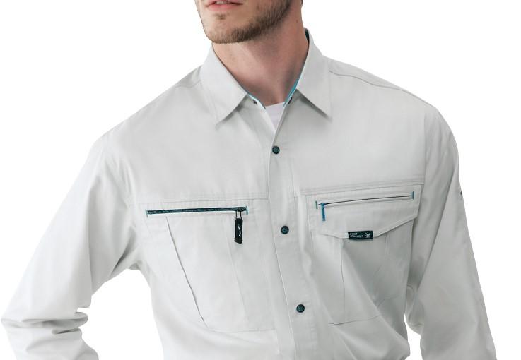ワーキング業界で初!最高級綿を使用した作業服!