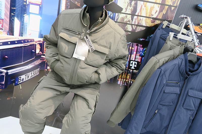 ジーベックの322シリーズはかっこいい防寒服
