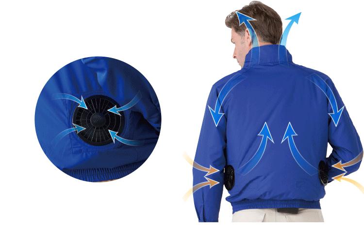 気温37℃でも屋外作業ができる、Super Coolな空調服の実力とは!?