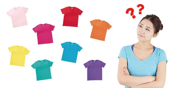 もう失敗しないtシャツの上手な選び方 飲食店ユニフォームに関するお