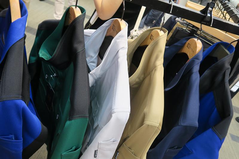 バートルのかっこいいストレッチ作業服