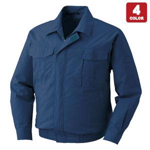 空調服 綿100%長袖ワークブルゾン/KU90550