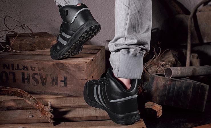 作業服メーカージーベックの安全靴